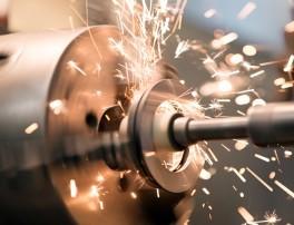 Fabrication de moules et modèles pour l'industrie du verre, usinage de précision