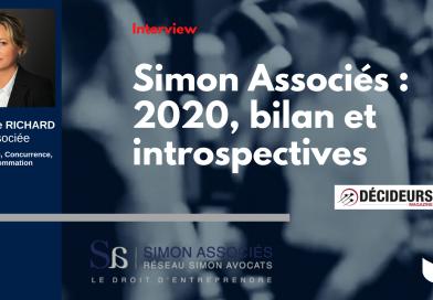 Simon Associés : 2020, bilan et introspectives